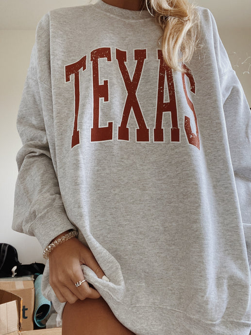 ORIGINAL TEXAS CREWNECK