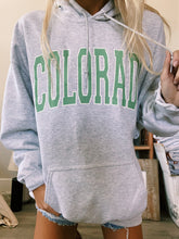 Load image into Gallery viewer, ORIGINAL COLORADO HOODIE - Olive Lynn