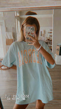Load image into Gallery viewer, LIGHT BLUE GEORGIA TEE - Olive Lynn