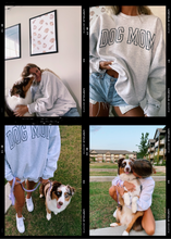 Load image into Gallery viewer, ORIGINAL DOG MOM CREWNECK
