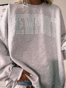 ORIGINAL NEWPORT CREWNECK