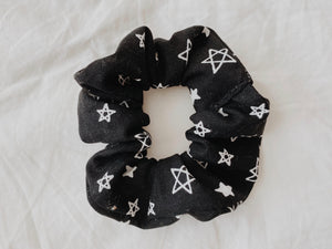 MIDNIGHT STARS SCRUNCHIE - Olive Lynn