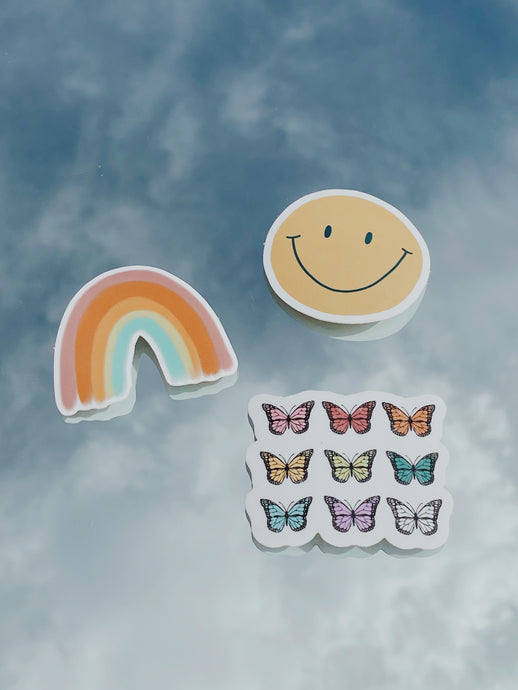 HAPPY STICKER PACK