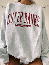 Load image into Gallery viewer, ORIGINAL OUTERBANKS CREWNECK - Olive Lynn