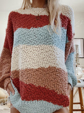 "Load image into Gallery viewer, ""WINTER BREEZE"" SWEATER - Olive Lynn"