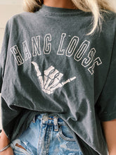 Load image into Gallery viewer, SPOOKY HANG LOOSE TEE