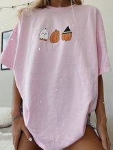 Load image into Gallery viewer, PINK PUMPKIN TEE
