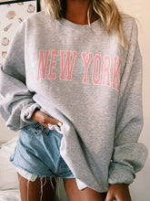 Load image into Gallery viewer, NY STARS CREWNECK