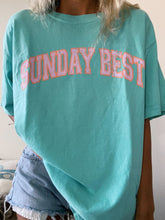 Load image into Gallery viewer, SUNDAY BEST TEE