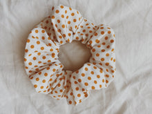 Load image into Gallery viewer, POLKA DOT SCRUNCHIE - Olive Lynn