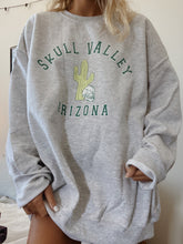 Load image into Gallery viewer, SKULL VALLEY CREWNECK