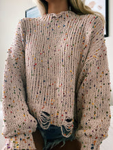 Load image into Gallery viewer, UP ALL NIGHT SWEATER