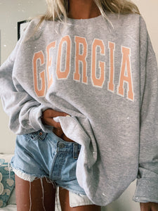 ORIGINAL GEORGIA CREWNECK