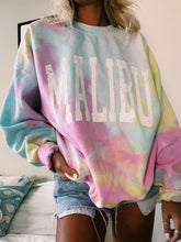 Load image into Gallery viewer, MALIBU KALEIDOSCOPE CREWNECK