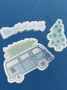 HOLIDAY STICKER PACKS