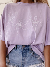 Load image into Gallery viewer, LILAC BOO-GIE TEE