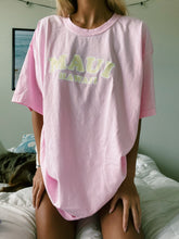 Load image into Gallery viewer, PINK & YELLOW MAUI TEE - Olive Lynn
