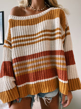 Load image into Gallery viewer, DESERT OVERSIZED SWEATER
