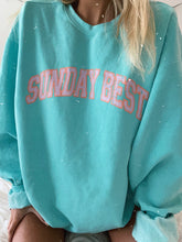Load image into Gallery viewer, SUNDAY BEST SWEATSHIRT - Olive Lynn