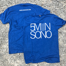 Blue 5 Minute Sono T-Shirt