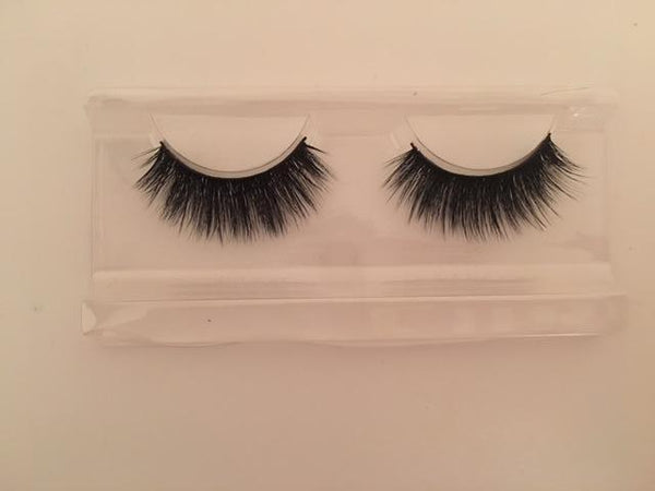 Glam Faux Mink Silk Lashes