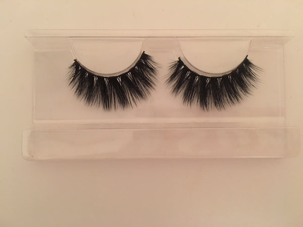 Ella Faux Mink Silk Lashes