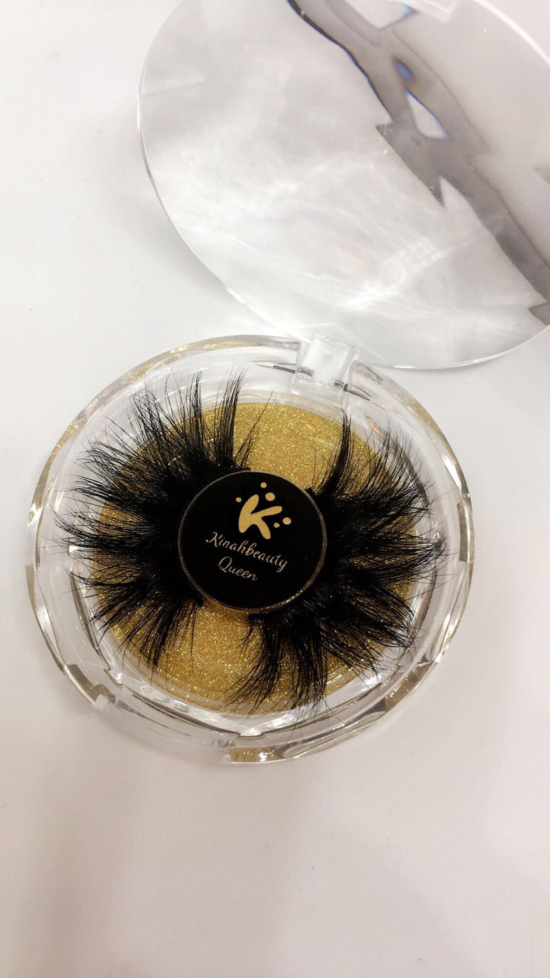 Queen 25mm  Mink Lashes