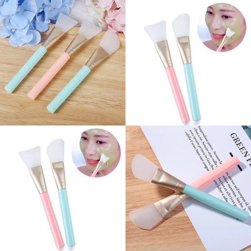 Soft Silicon face mask brush