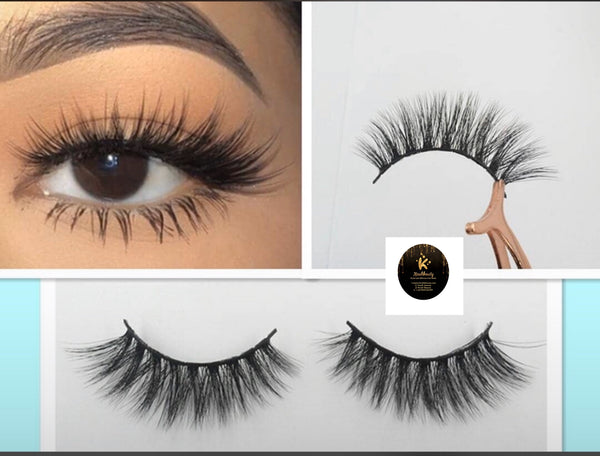 Kandre  Luxury 3D Mink lashes
