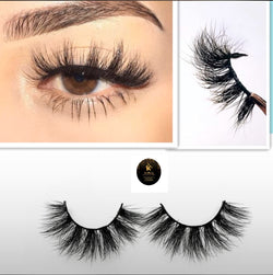 Glamour 3D Mink Lashes