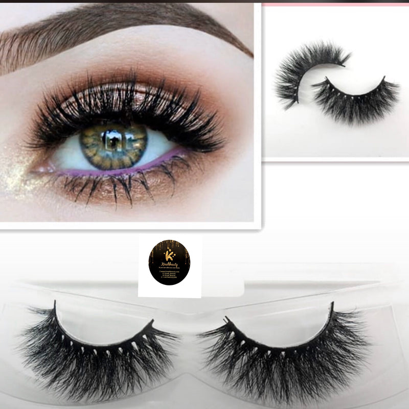 Kyra Luxury 3D Mink Lashes