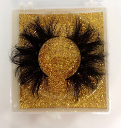 Luxury 25mm 3D Mink Lashes
