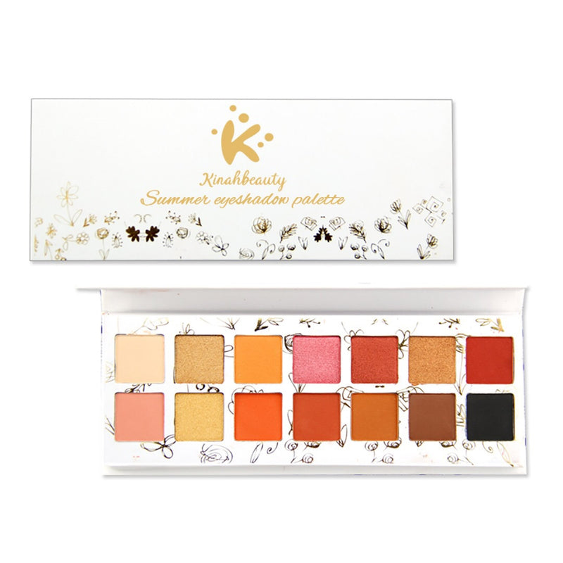 Kinah Summer eyeshadow palette