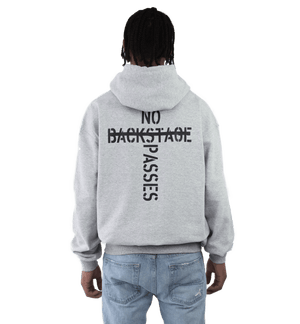 No Backstage sweater