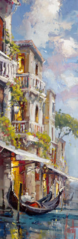 A Day in Venice By Steven Quartly