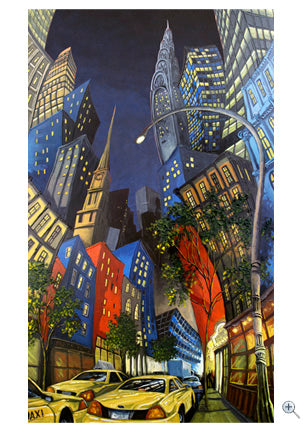 The big city landscape - In the Limelight By Miguel Freitas