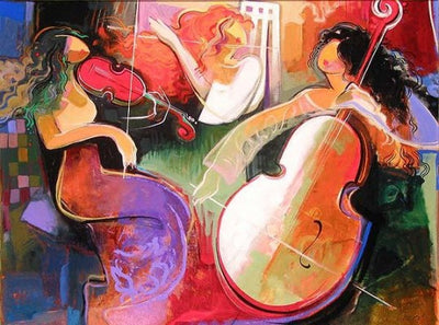 Trio By Irene Sheri