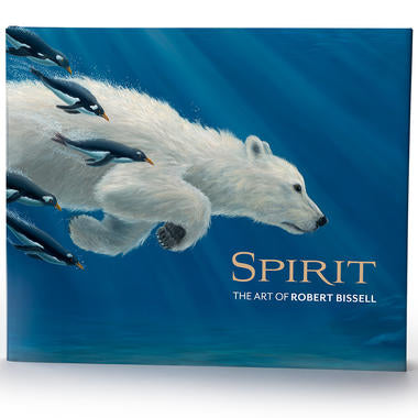 Spirit, The Art of Robert Bissell - Book