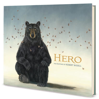 Hero - The Art of Robert Bissell - Book