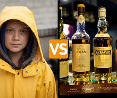 Greta Thunberg  vs. Whisky torbato