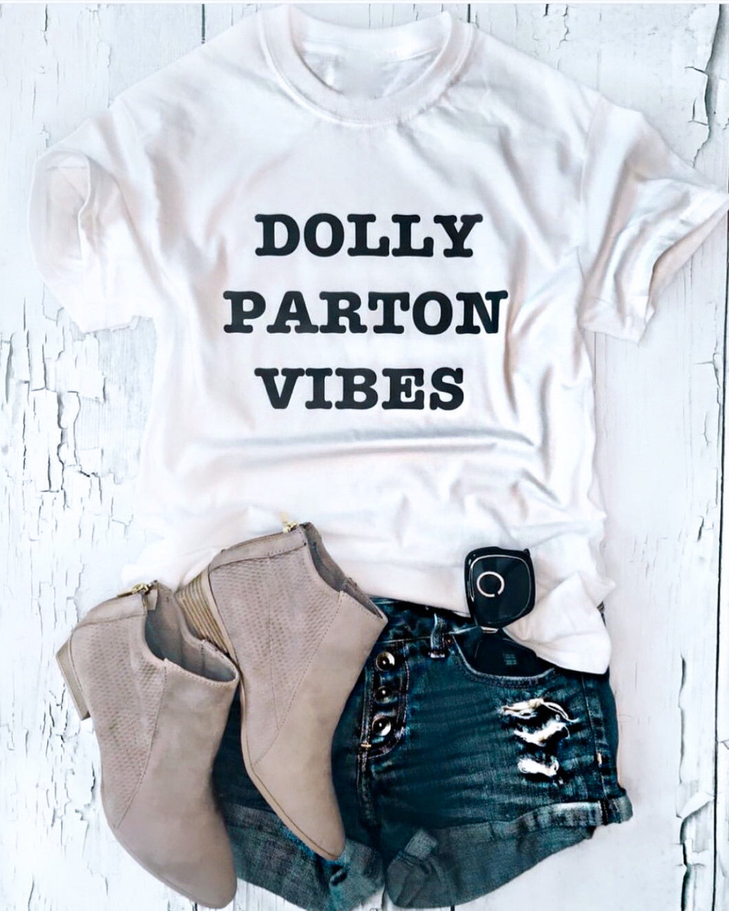 Dolly Parton Vibes