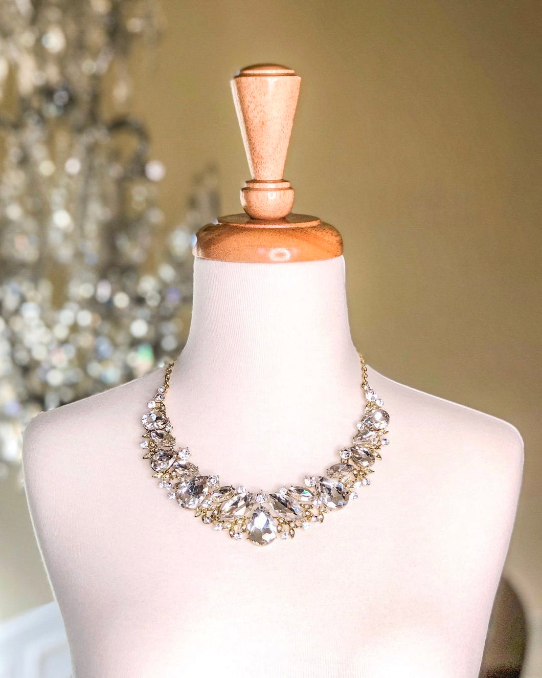 Tiara Necklace
