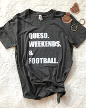 Queso Weekends & Football