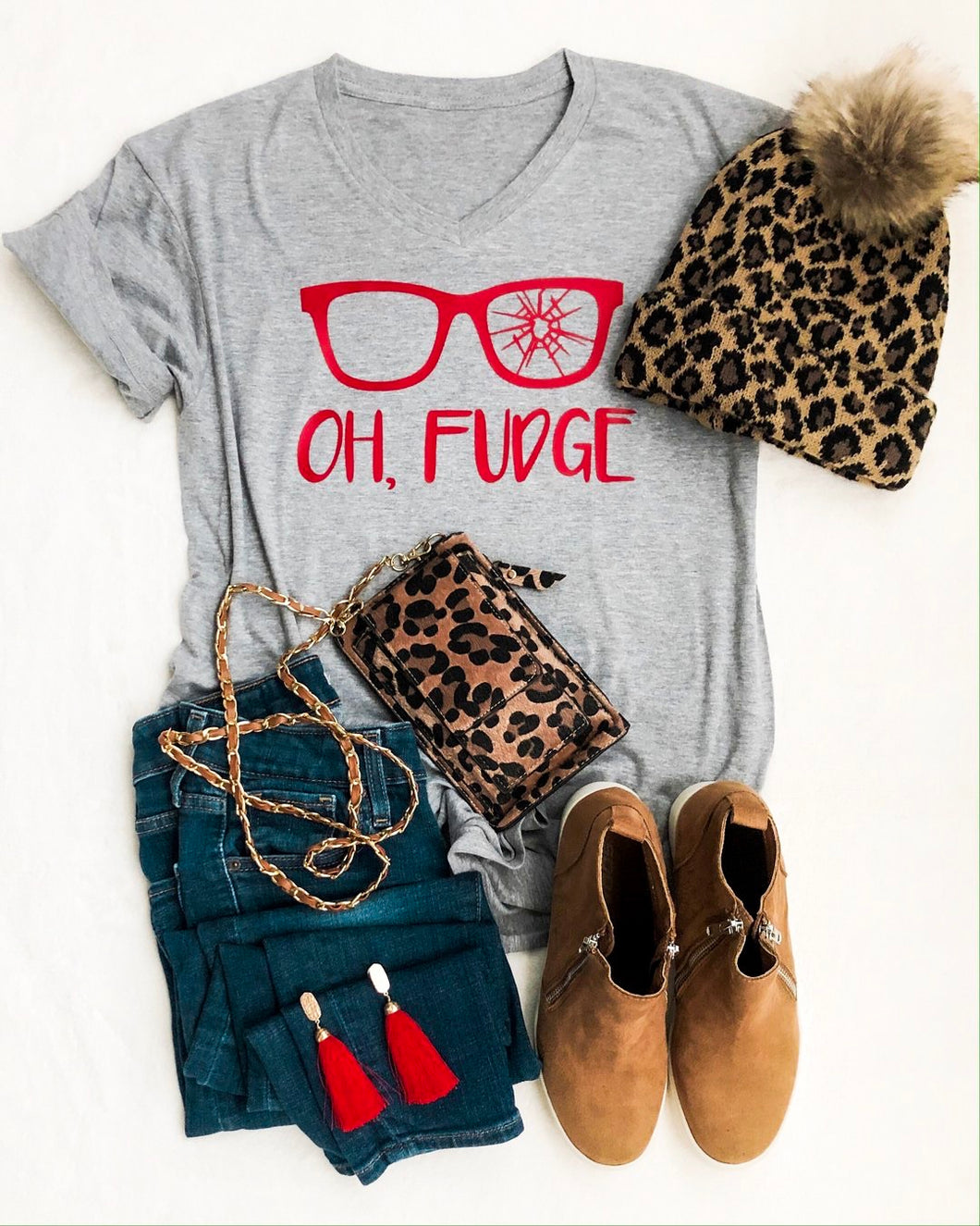 Oh, Fudge T-shirt