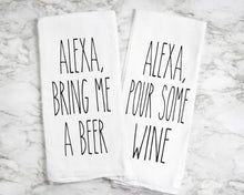 Alexa Tea Dish Towels