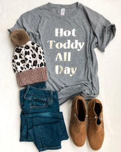 Hot Toddy All Day T-shirt