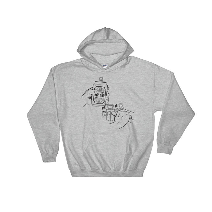 The New BCC Hooded Sweatshirt