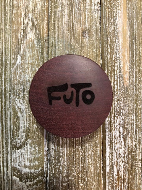 Futo Solid Wood Herb Grinder