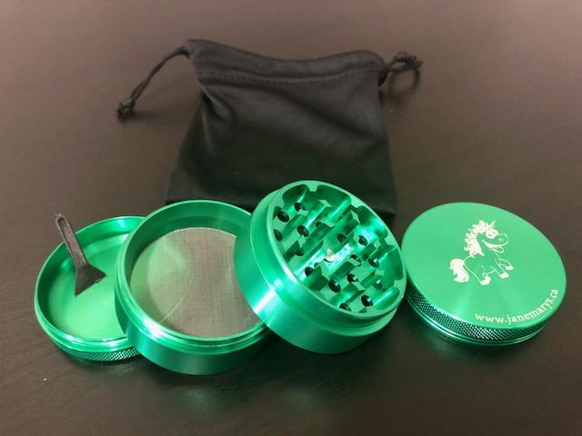 Premium Jane Mary's Herb Grinder, accessory, Jane Mary's - Jane Mary's