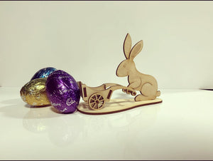Easter Bunny Egg Holder - Harper Maddison